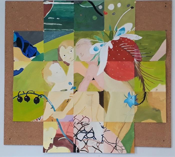 Gruppenbild Hieronymus Bosch